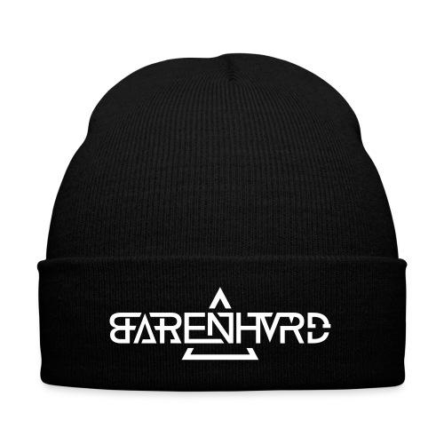 BARENHVRD LOGO 2016 H - Knit Cap with Cuff Print