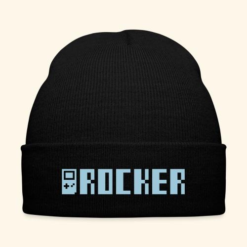 GB Rocker - Knit Cap with Cuff Print
