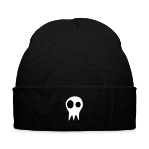 The Grims Skull Logo - Knit Cap with Cuff Print