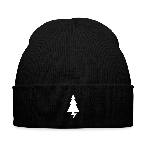 PINE VECTOR - Knit Cap with Cuff Print