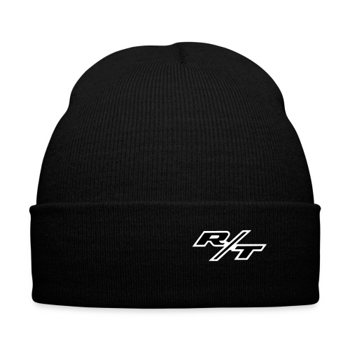 RT robin trill 2 color - Knit Cap with Cuff Print