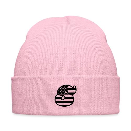 SG Flag - Knit Cap with Cuff Print