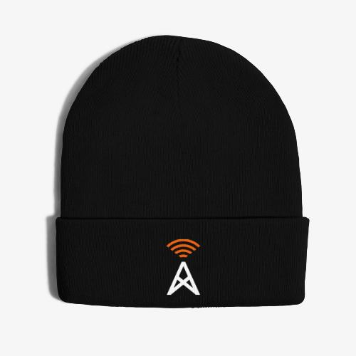 RepeaterFinder Tower - Knit Cap with Cuff Print