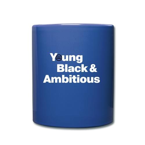 YBA Red and Blue Shirts2 - Full Color Mug