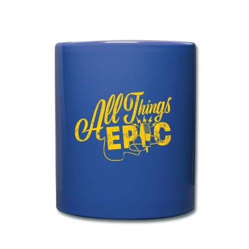 All Things Epic - Full Color Mug
