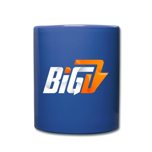 BigD Logo 2018 - Full Color Mug