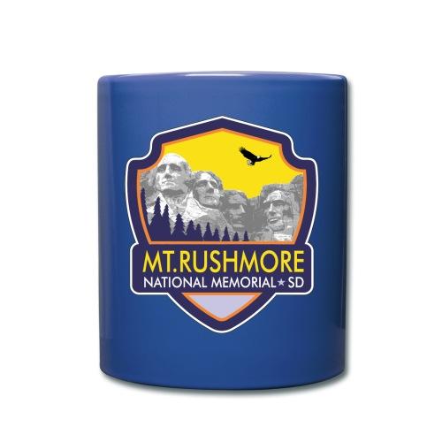 Mt. Rushmore - Full Color Mug