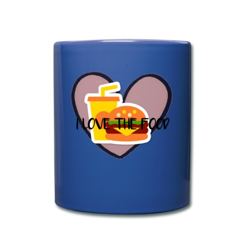 Food - Full Color Mug
