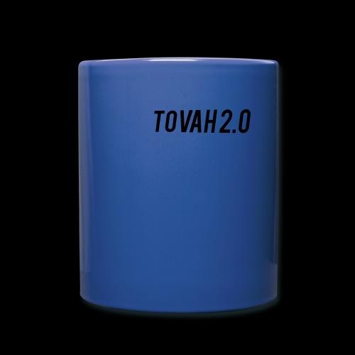 tovah 2.0 logo merch - Full Color Mug