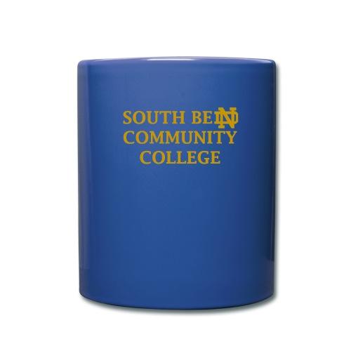Notre Dame Community College - Full Color Mug