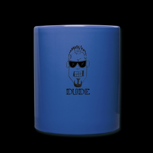Dude Head 1 - Full Color Mug