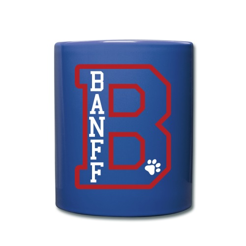 B Banff Paw - Full Color Mug