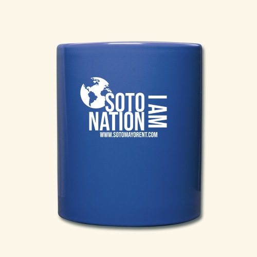 I Am Sotonation - Full Color Mug