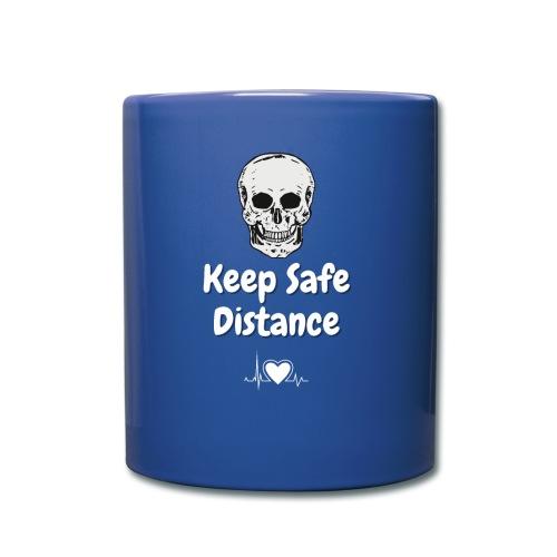 Keep Safe Distance - Full Color Mug