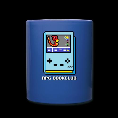 RPG Bookclub Logo - Full Color Mug