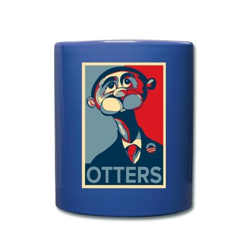 OTTERS (Hope Poster) - Full Color Mug