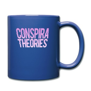 Women's - ConspiraTheories Official T-Shirt - Full Color Mug