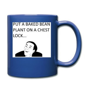 baked beanz - Full Color Mug