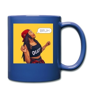 Bruh - Full Color Mug
