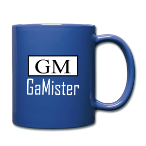 gamister_shirt_design_1_back - Full Color Mug