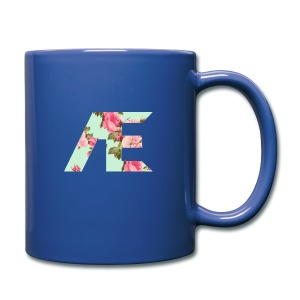 AE Floral design - Full Color Mug