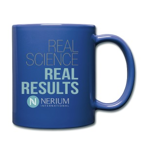 Real Science Real Results Nerium - Full Color Mug