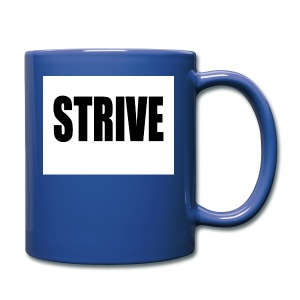 strive - Full Color Mug