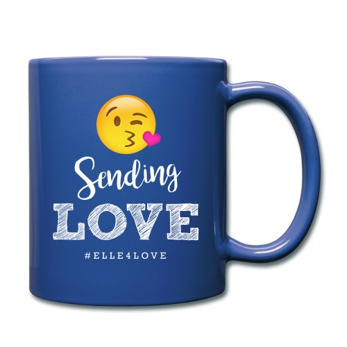 Sending Love - Full Color Mug