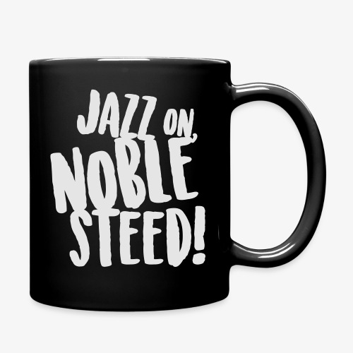 MSS Jazz on Noble Steed - Full Color Mug