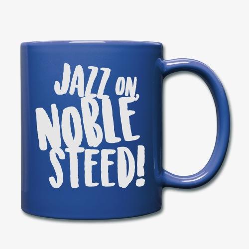 MSS Jazz on Noble Steed - Full Color Mug