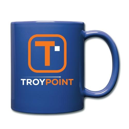 TROYPOINT Orange Logo - Full Color Mug