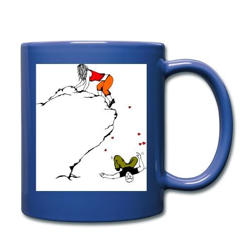 Lady Climber - Full Color Mug