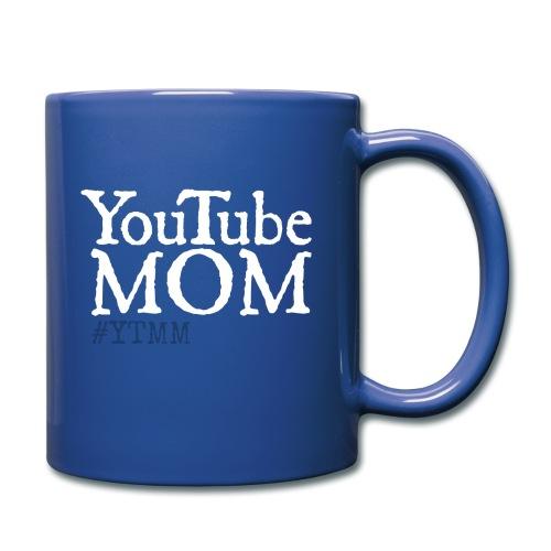 YouTube Mom png - Full Color Mug
