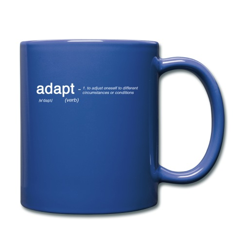 adapt definition png - Full Color Mug