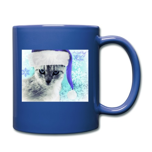 Grey's Blue Christmas - Full Color Mug