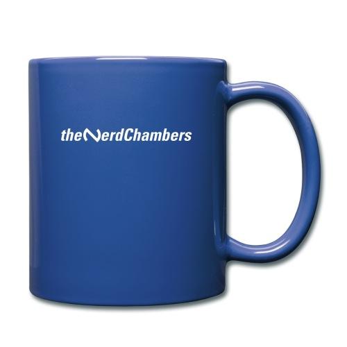 TNC White Banner - Full Color Mug