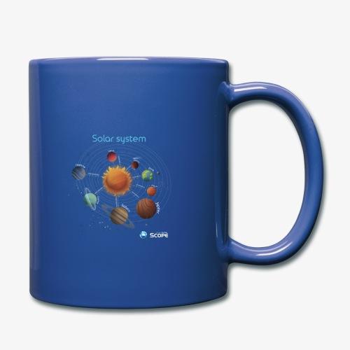 Solar System Scope : Solar System - Full Color Mug