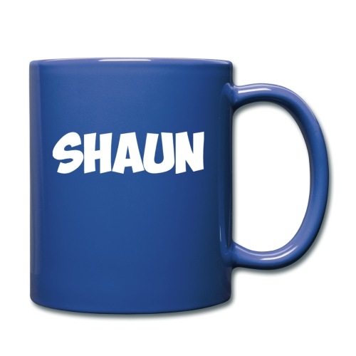 Shaun Logo Shirt - Full Color Mug