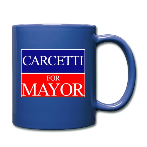 Carcetti For Mayor of Baltimore - Full Color Mug