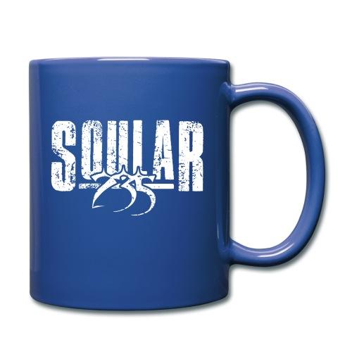 Soular235 White Logo - Full Color Mug