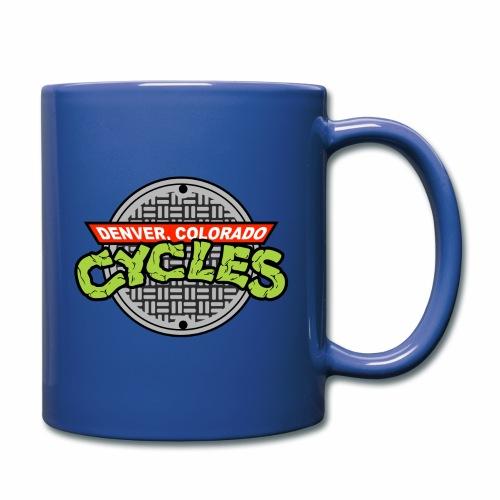 Cycles: Trio Power! - Full Color Mug