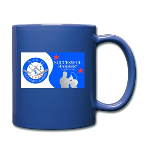 Official Successful Barber - Full Color Mug