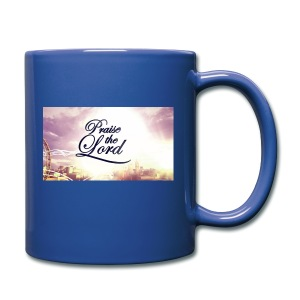 Praise The Lord T-Shirt - Full Color Mug