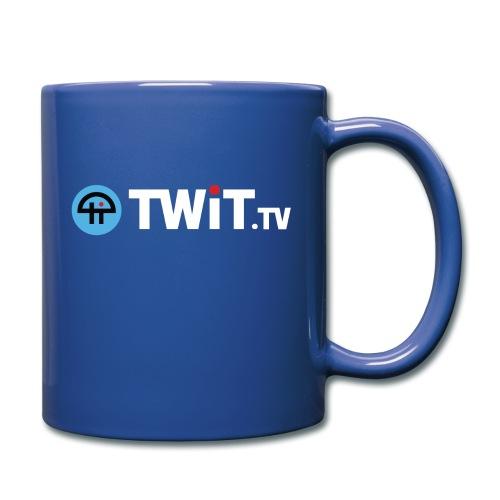 TWiTtv White Logo - Full Color Mug