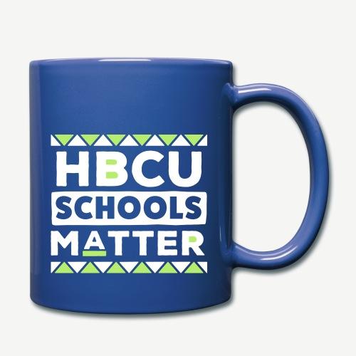 HBCU Schools Matter - Full Color Mug