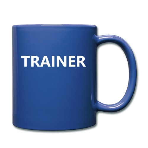 Trainer - Full Color Mug