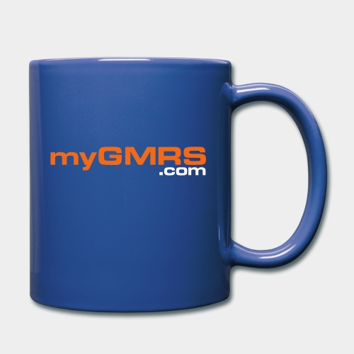 myGMRS.com and Tower - Full Color Mug