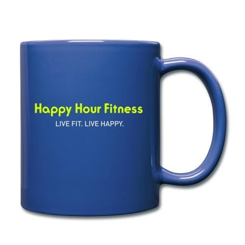 HHF_logotypeandtag - Full Color Mug