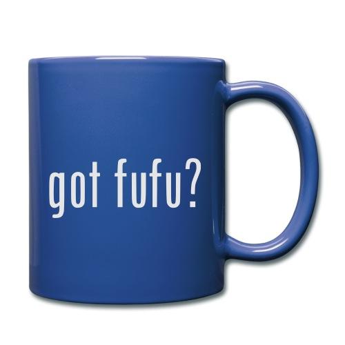 gotfufu-white - Full Color Mug