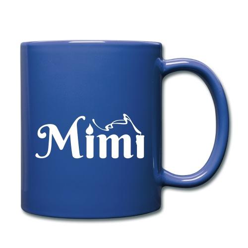 La bohème: Mimì candles - Full Color Mug